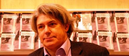 Olivier Las Vergnas au salon du livre 2009